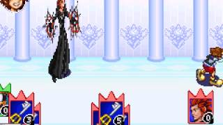 Kingdom Hearts - Chain of Memories - Organization XIII battle theme - User video