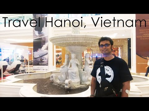 Inside Vincom Mega Mall | Royal City | Hanoi, Vietnam