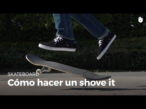 Cómo hacer un shove it | Skateboard