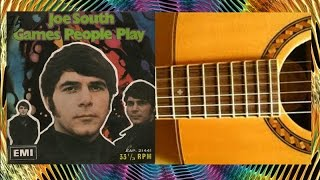 "Joe South ~ ""Games People Play"" 1969 vinyl HQ"