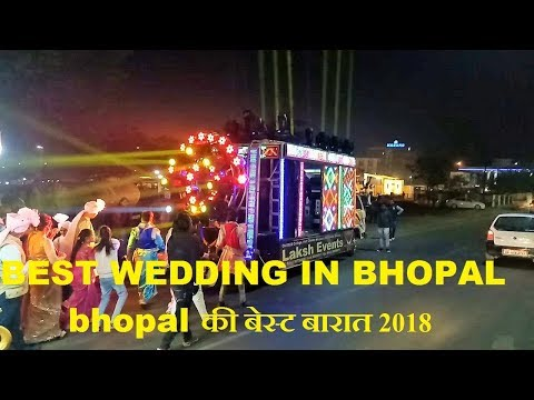 DJ Laksh Events Bhopal - Bhopal Best Wedding - Dj Wedding Barat 2018- world best Dj Wedding events