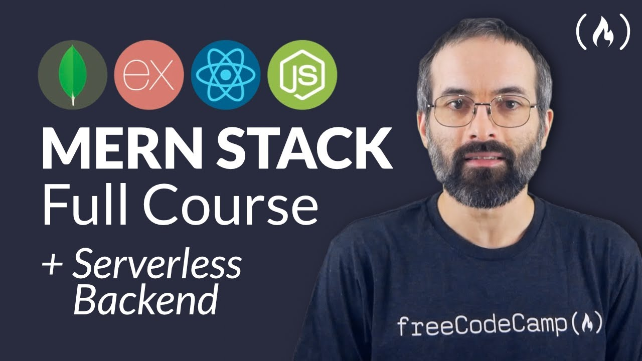 MERN Stack Course - ALSO: Convert Backend to Serverless with MongoDB Realm