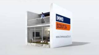 ImmoScout24 - TV-Spot 2011 Italiano