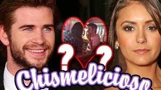 Liam Hemsworth & Nina Dobrev en Cita Romantica!
