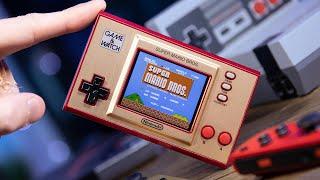 The Weirdest Classic Console | Game & Watch: Super Mario Bros