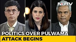 Politics Over Pulwama: Gloves Are Off