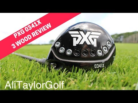 PXG 0341X 3 WOOD REVIEW
