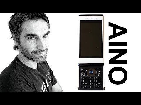 Sony Ericsson Aino, el SEMI TÁCTIL | Retro Review en español