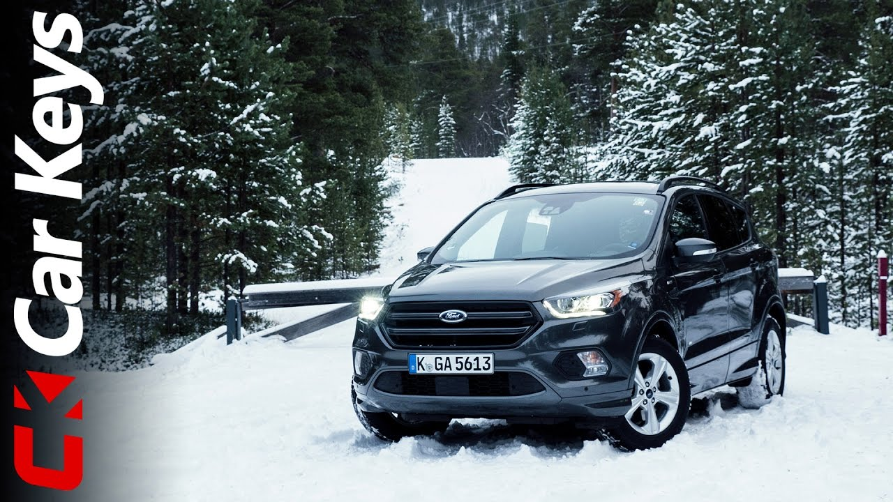 Ford Kuga 2017 4k Arctic Adventure Review Car Keys Youtube