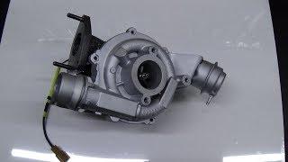 Renault MASTER 2.3l замена картриджа