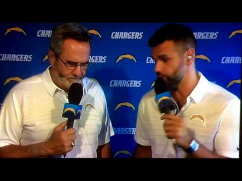 KABC ABC 7 Los Angeles Chargers preseason cold open August 13, 2017