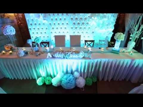 Dekoracje ślubne - Uroczyste Dekoracje