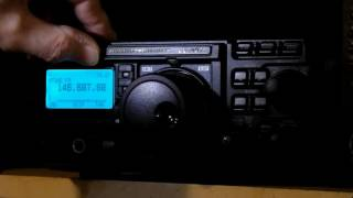 Video YAESU FT 897D - Short Introduction download MP3, 3GP, MP4, WEBM, AVI, FLV Desember 2017