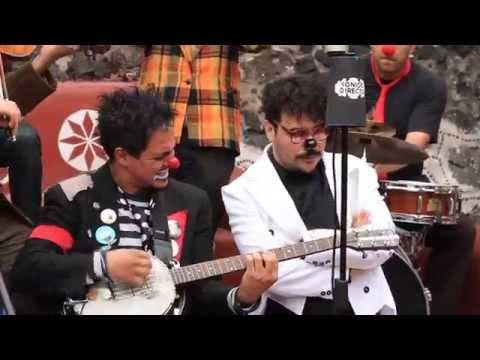 Triciclo Circus Band / No corro, no grito, no lloro / Sonido Directo.tv