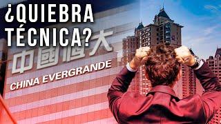 ¿A qué se debe la crisis de liquidez de Evergrande?