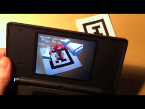 Augmented Reality Nintendo DS