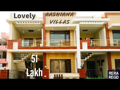 Lovely Aashiana Villas Kharar Sunny Enclave Mohali Punjab Near Aero Villas | Iamindian