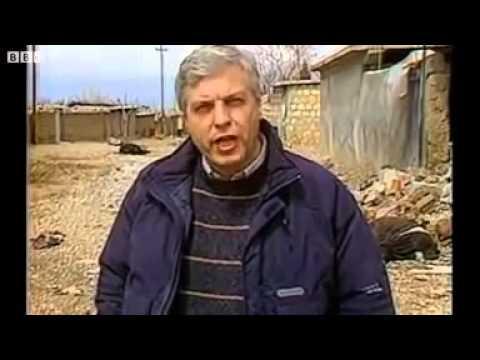 Kurdish Genocide Halabja from BBC report