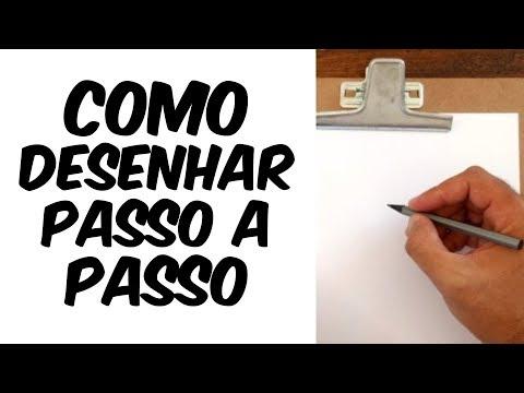 Como Desenhar Passo A Passo | Feito Por Bruno