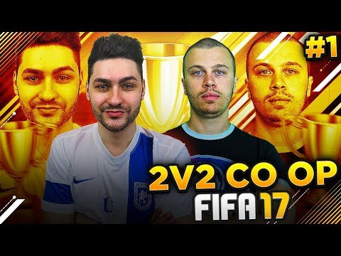 New FIFA17 2on2 Co Op Series - Road to Division 1