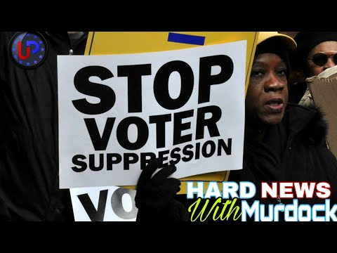 Hard News With Murdock: How the Trump campaign Digitally Suppress Black Voters Breakdown