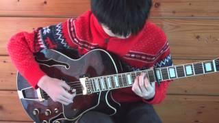 モルダウ(スメタナ) The Moldau (Smetana) .Fingerstyle cover 演奏:Risei