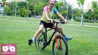 Gambar cover Bisiklete Binmek Nasıl Öğrenilir? Bisiklet Sürmeyi Öğreniyorum