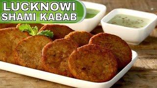 Original Lucknow Style Shami Kababs  II लखनवी शामी कबाब II By Chef Roma Bali II
