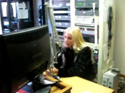 Kelly Harper Radio Interview at Merf Radio 95.7 and 103.5