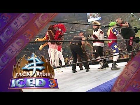 Zack Ryder's Iced 3 - March 2013, Part 2 - Gimmick Battle Royal: WrestleMania 17 - Full Match
