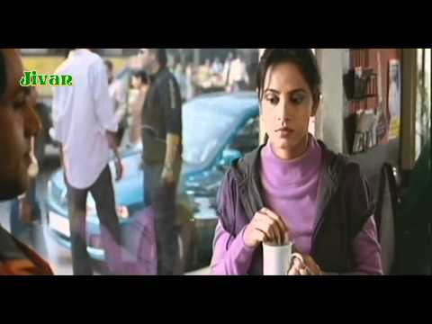 Abhay Deol Neetu Chandra Akhiyan Wich  From Bollywood Movie Oye lucky lucky Oye