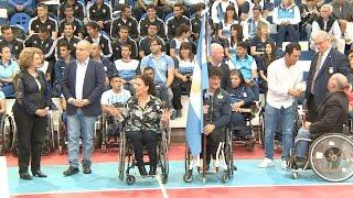Video: Paralímpicos argentinos rumbo a Río