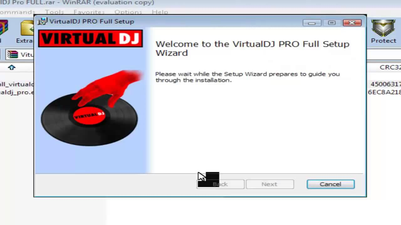Virtual dj 8 || 2018 /mediafire/ (mediafire)+ (winrar) youtube.