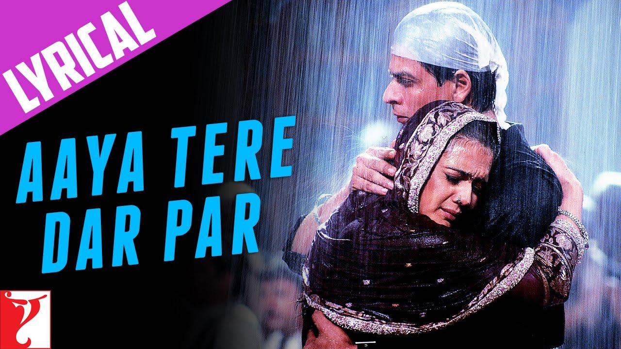 """Aaya tere dar par (from """"veer-zaara"""") by ahmed hussain, mohd."""