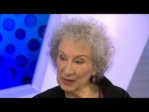 Margaret Atwood reflects on her new graphic novel