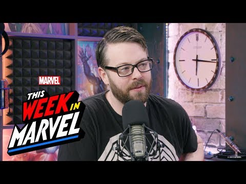 Greg Miller's Marvel Dream Podcast | This Week in Marvel