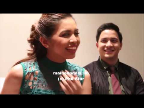AlDub Phil Star Interview (Maine and Alden)