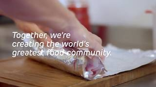 Welcome to Just Eat - creating the world's greatest food community