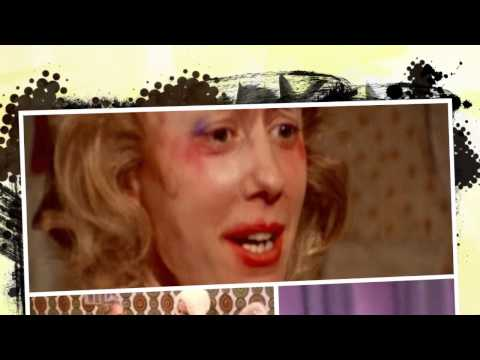 Mink Stole - Female Trouble (with images from John Waters' Female Trouble)