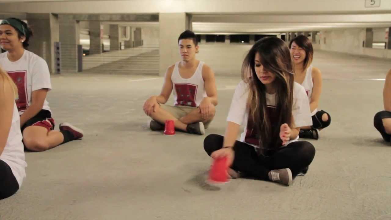 Cups anna kendricks choreography youtube