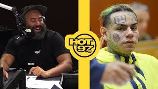 6ix9ine Prepares To Testify Against Former Manager + Bobby Brown's Sister CAUGHT Lying About Brother