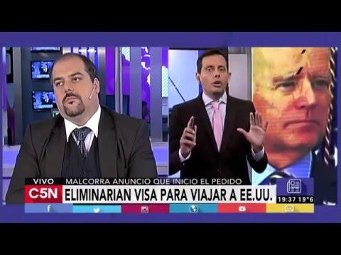 Visa Waiver / Exención de Visas de USA a Argentina – Dr. Marano