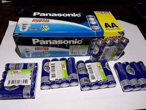 Kết quả hình ảnh cho Pin 2A Panasonic