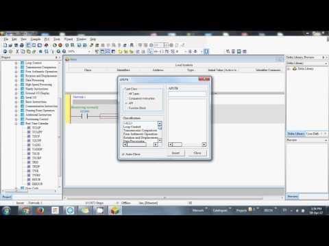 Delta plc programming API TRD RTC Calender