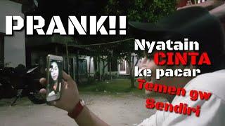 Download lagu PRANK NYATAIN CINTA KE PACAR TEMEN GW MP3