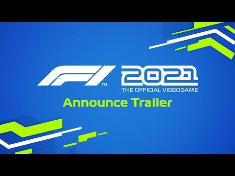 F1® 2021 | Announce Trailer