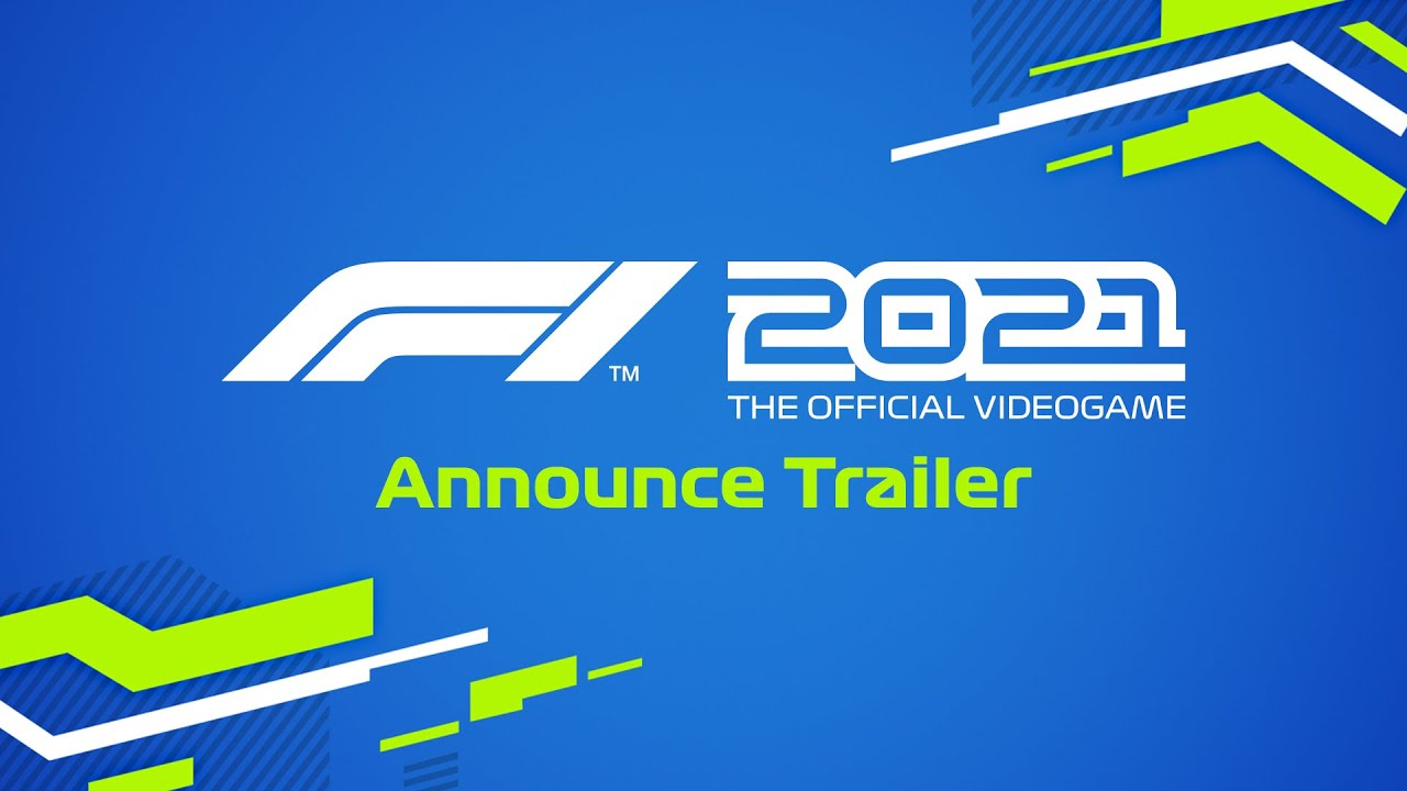 F1 2021 official game available on 16 July
