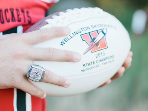 Wellington Skyrockets 2013 State Football Champions
