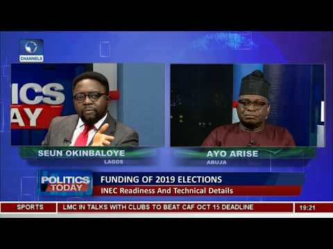 Defections: Arise Says Disregarding The Constitution Is A Great Danger To Democracy |Politics Today|
