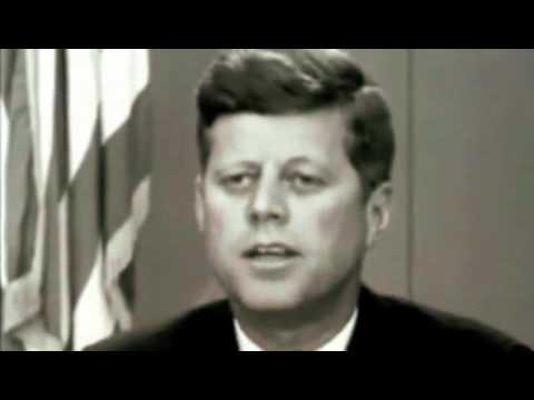 [Leaders Talk] John F. Kennedy - Address on Civil Rights